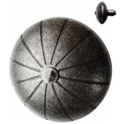 Türknopf drehbar
