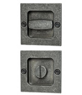 Muschelgriffset WC