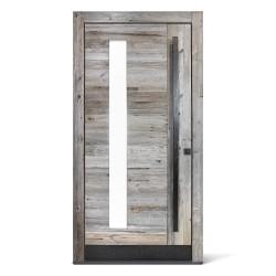 Türsockelblech für Haustüren