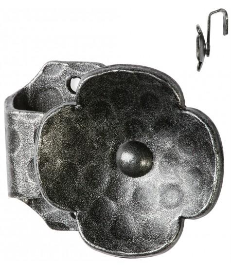 Türknopf aus Schmiedeeisen