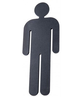 Toilettenpiktogramm Mann