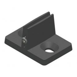 Türführung für 6mm Führungsnut (Schiebetürgarnituren)